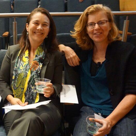 Zeyneb Magavi and Audrey Schulman