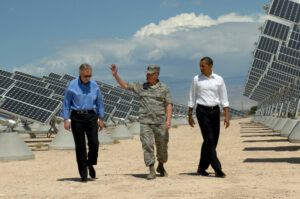 The US Military at the Nexus of National Security & Clean Energy with Dave Belote
