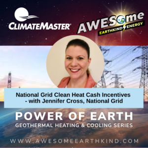 Building Electrification and Electric Efficiency Portfolios – with Jennifer Cross, National Grid